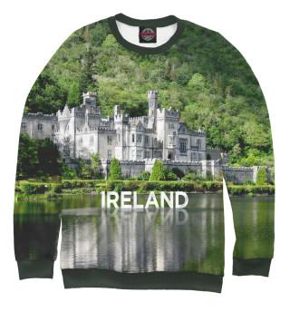 Одежда с принтом Ирландия (843287)