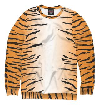 Одежда с принтом Тигриная шкура