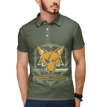 Поло мужское Special Forces Foxhound