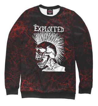 Одежда с принтом The Exploited (767546)