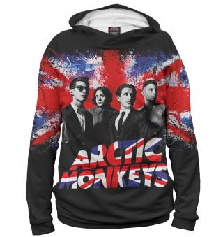 Худи женское Arctic Monkeys (5525)