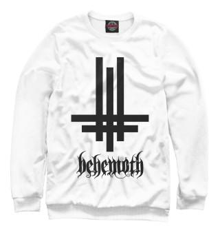 Одежда с принтом Behemoth. Tri Cross