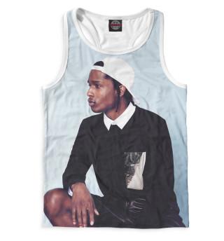 Майка борцовка мужская A$AP Rocky (4792)