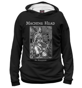 Худи женское Machine Head (7798)