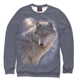 Одежда с принтом Волк (599377)