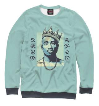 Одежда с принтом Thug Life (579649)
