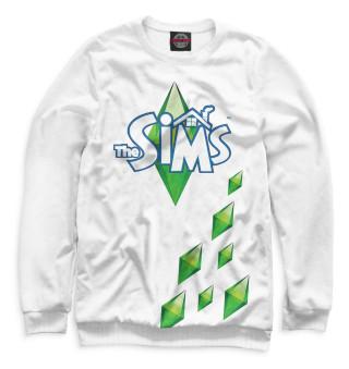 Одежда с принтом The Sims (590051)