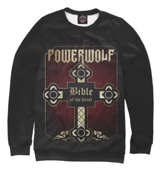 Одежда с принтом Powerwolf (330677)