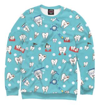 Одежда с принтом Зубки (405286)