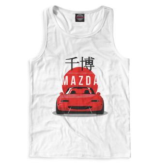 Майка борцовка мужская Mazda (430)