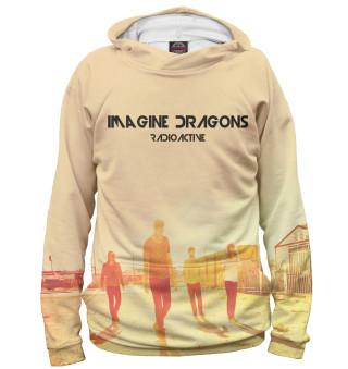 Худи женское Imagine Dragons (7945)