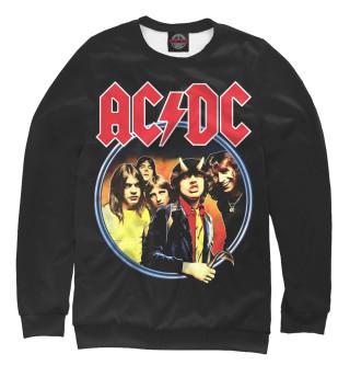 Одежда с принтом AC/DC (134685)