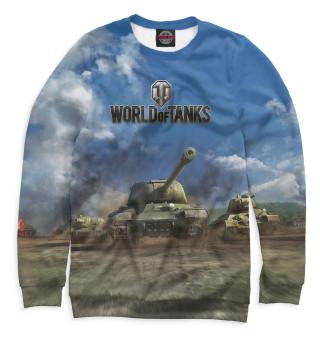 Одежда с принтом World of Tanks (869686)