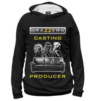 Худи для девочек Кастинг-продюсер Brazzers