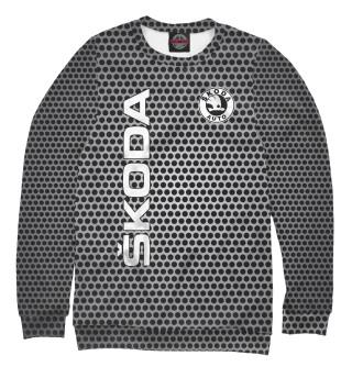 Одежда с принтом Skoda (410456)