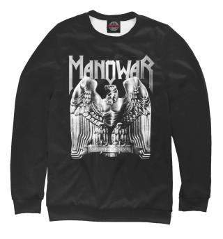 Одежда с принтом Manowar (210485)