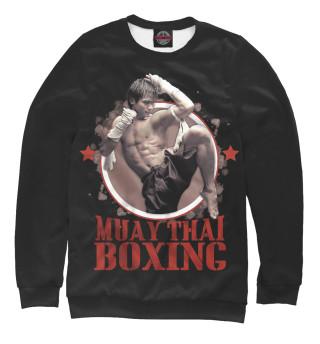 Одежда с принтом Muay Thai Boxing