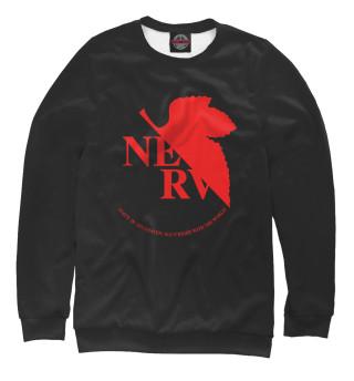 Одежда с принтом Nerv