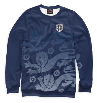 Одежда с принтом Англия