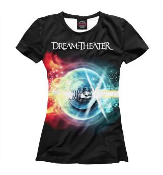 Футболка женская Dream Theater (9861)
