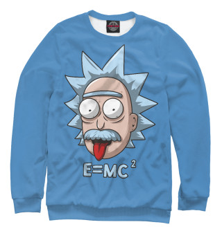 Свитшот  мужской E=mc2