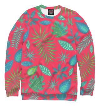 Одежда с принтом Тропический
