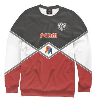 Одежда с принтом Пермь (720324)