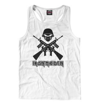 Майка борцовка мужская Iron Maiden (2939)