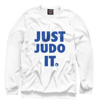 Одежда с принтом Дзюдо (302427)