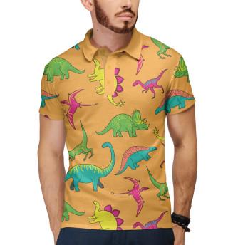 Поло мужское Dinoland
