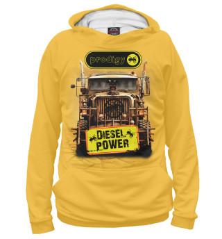 Худи женское DieselPower