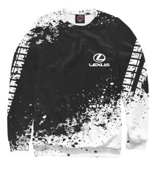 Одежда с принтом Lexus abstract sport uniform