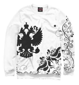 Одежда с принтом Герб России (832094)