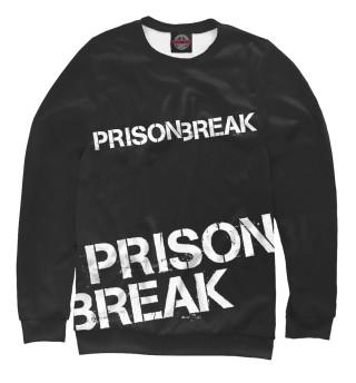 Одежда с принтом Prison Break (807631)