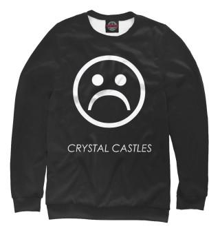 Одежда с принтом Crystal Castles (821485)