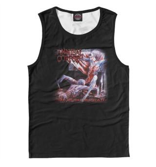 Майка мужская Cannibal Corpse