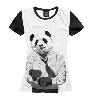 Футболка женская HDN Panda