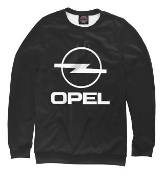 Одежда с принтом Opel (936146)