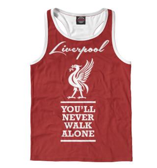 Майка борцовка мужская Liverpool (7829)