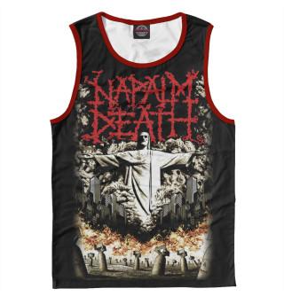 Майка мужская Napalm Death (6178)