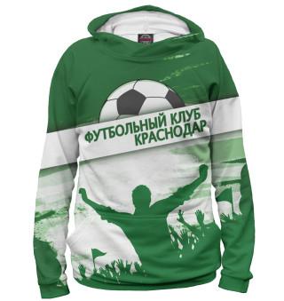 Худи женское ФК Краснодар (3905)