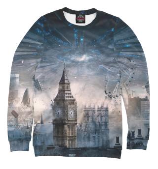 Одежда с принтом Лондон (985172)
