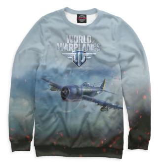 Одежда с принтом World of Warplanes (779214)