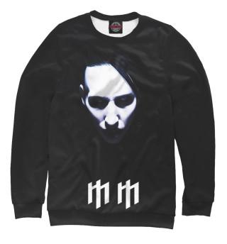 Одежда с принтом Marilyn Manson (119996)