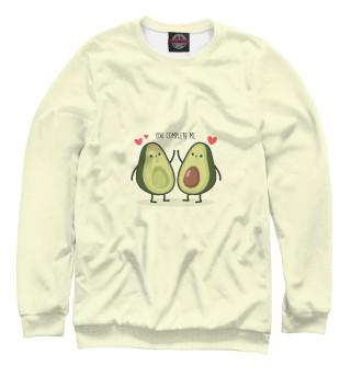 Одежда с принтом Авокадо (662977)