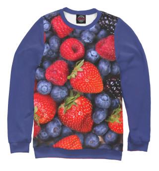Одежда с принтом летняя ягодка