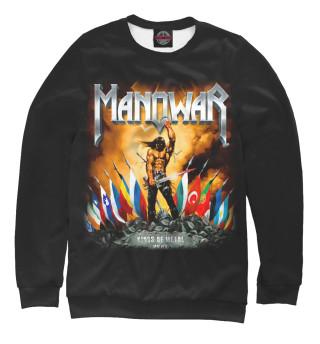 Одежда с принтом Manowar (978915)
