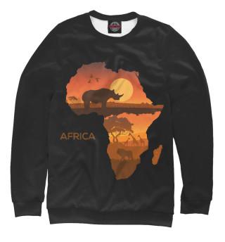 Одежда с принтом Африка (917943)