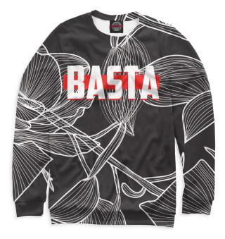 Одежда с принтом Баста (102363)