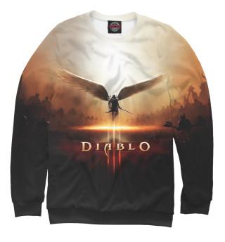 Одежда с принтом Diablo 3 (939560)